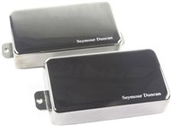 Seymour Duncan AHB-1 Active Blackouts Set (Black Chrome)