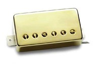 Seymour Duncan SH-1B'59 Model Bridge Humbucker (Gold Cover, Single Conductor)