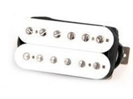 Seymour Duncan SH-1B'59 Model Bridge Humbucker (White, Single Conductor)