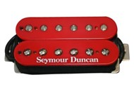 Seymour Duncan SH-4 JB Jeff Beck Humbucker, Red