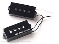 Seymour Duncan SPB-2 Hot P-Bass Pickup, Black