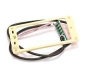 Seymour Duncan TS-1 Triple Shot Bridge Trembucker Coil Switching Mounting Ring (Cream)
