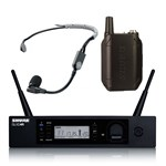 Shure GLXD14R Headset System With SM35