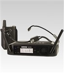 Shure GLXD14UK/SM35 Headworn Wireless System