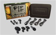 Shure PGA DRUMKIT4 Drum Kit Microphones