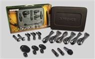 Shure PGA DRUMKIT6 Drum Kit Microphones