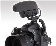 Shure VP83 LensHopper Camera Mount