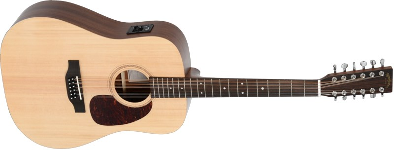 Sigma DM12E 12-String Dreadnought Front