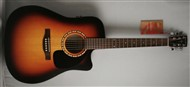 Simon & Patrick Songsmith CW Dreadnought Electro Acoustic, Burst