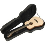 SKB 1SKB-SC300 Baby Taylor/Martin LX/LX1E Travel or Small Scale Guitar Semi-Hard Case