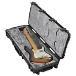 SKB 3I-4214-66 Waterproof Injection Moulded Strat / Tele Case