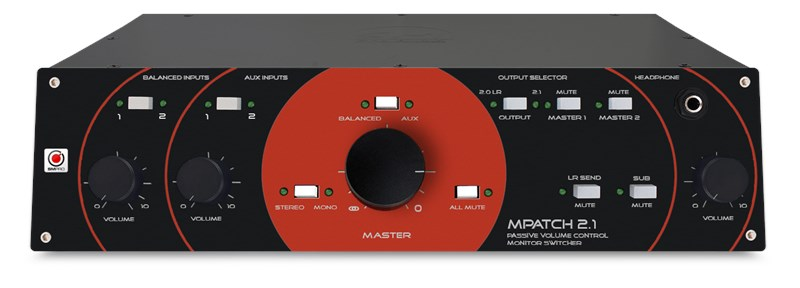 SM Pro Audio M Patch 2.1