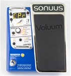 Sonuus Voluum Dual Analogue Volume Filter Pedal