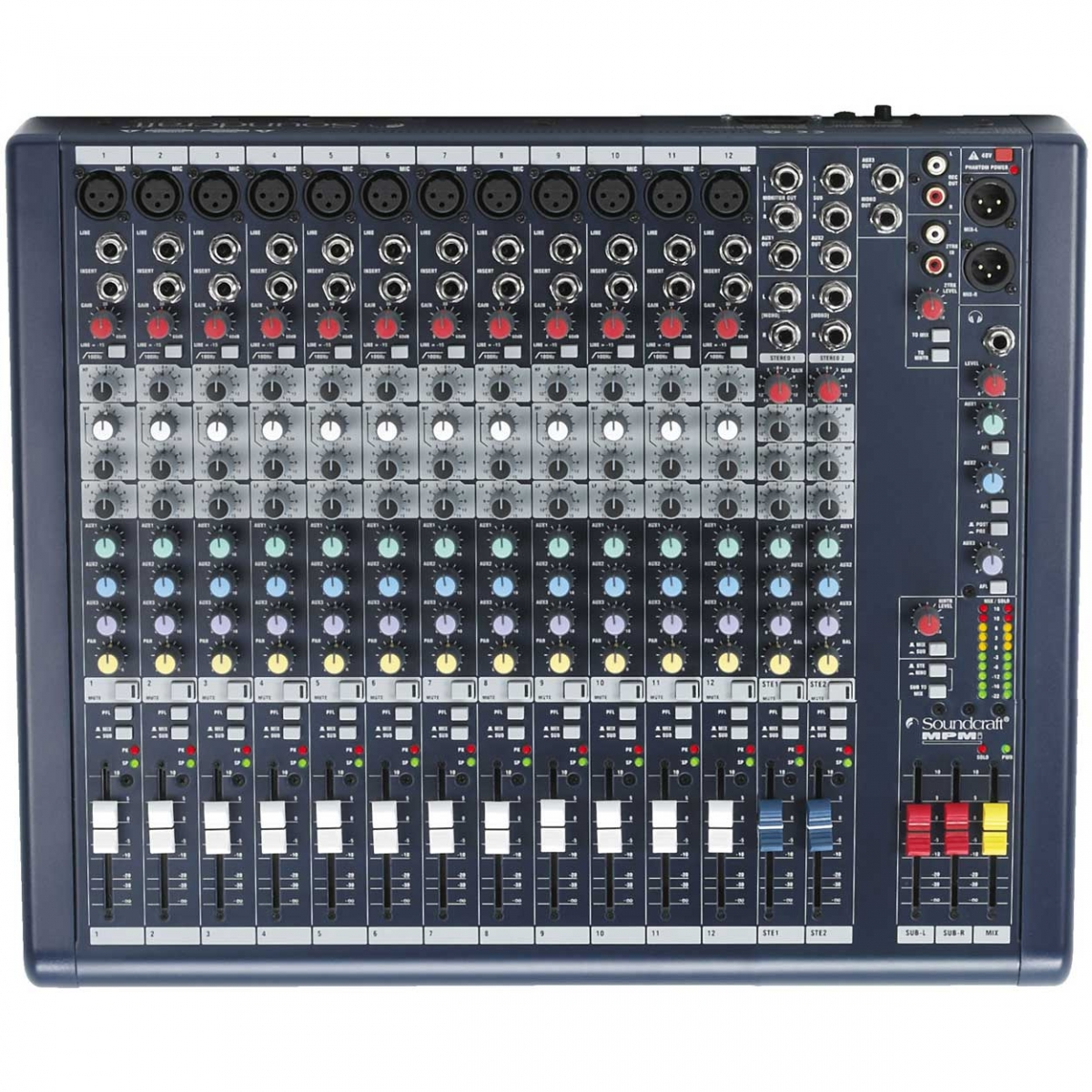 Multi Purpose Mixer ~ Soundcraft mpmi multi purpose mixer