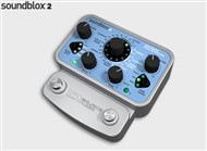 Source Audio Soundblox 2 Multiwave Bass Distortion Pedal