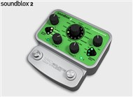 Source Audio SA225 Soundblox 2 Dimension Reverb Pedal