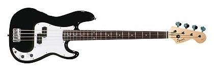 Squier Affinity P-Bass (Black)
