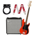 Squier Affinity Precision Bass Bundle
