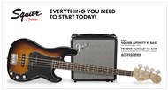 Squier Precision Bass Pack Sunburst