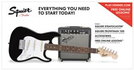 Squier Short Scale Stratocaster pack