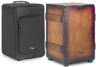 Stagg Crate Cajon, Brown