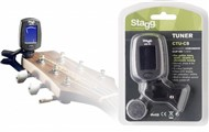 Stagg CTU C5 Clip On Tuner