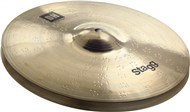 Stagg DH Brilliant Fat Hi-Hats, 14in