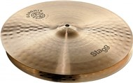 Stagg Genghis Medium Hi Hats,15in, Main