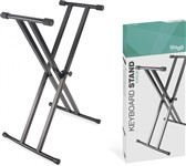 Stagg KXSQ6 Double X Frame Keyboard Stand