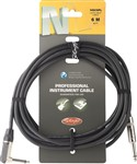 Stagg NGC Instrument Right Angle Cable (3m/10ft) - NGC3PLR