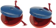 Stagg Plastic Castanets (Pair) - CAS-P