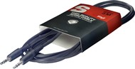 Stagg SAC3MPS Stereo Mini Jack Cable, 3m/10ft