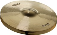 ensa Brilliant Medium Hi-Hats (14in), Main