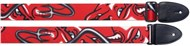 Stagg STE Red Devil Guitar Strap