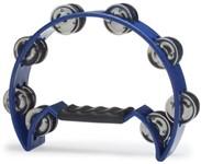 Stagg TAB-2 Tambourine 16 Jingles (Blue)