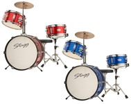 Stagg TIM JR3/16 Beginners Set (Blue)