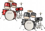 Stagg TIM JR5/16 Junior Drum Kit (Black)
