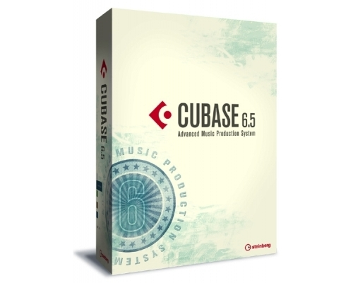 Steinberg Cubase 6.5 Upgrade from Cubase SX, Essential & More