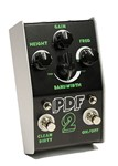 Stone Deaf PDF-2 Parametric Distortion Filter Pedal