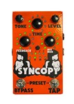 Stone Deaf Syncopy Digitally Controlled Analogue Delay Pedal