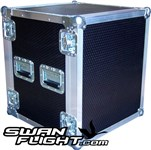 Swan Flight 12U Flight Case
