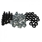 Swan Flight 25 Rack Bolts, Captives & Washers Set