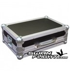 Swan Flight Pioneer DDJ-SX Flight Case with Laptop Compartment
