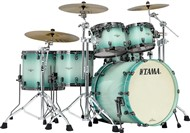 Tama BG52ZS Starclassic Bubinga 5 Piece Shell Pack (Light Jade Burst)