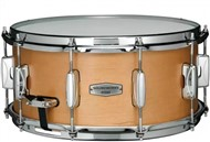Tama DMP1465 Soundworks 14x6.5in Snare Drum, Matte Vintage Maple