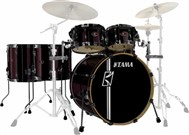 Tama SKB24EZBN Superstar HyperDrive 24x18in Bass Drum (Brushed Burgundy Metallic)
