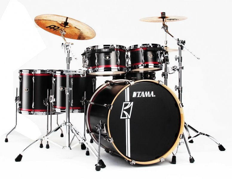 264d3b39ee4f Tama SL62HZBNS Superstar Custom HyperDrive 6 Piece LTD Edition ...