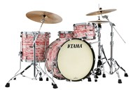 Tama Starclassic Maple Red/White Oyster