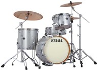 Tama VD48S Silverstar Jazz 4 Piece Shell Pack (White Sparkle)