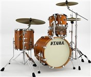 Tama VP48S Silverstar Custom Jazz 4 Piece Shell Pack (Antique Brown Burst)